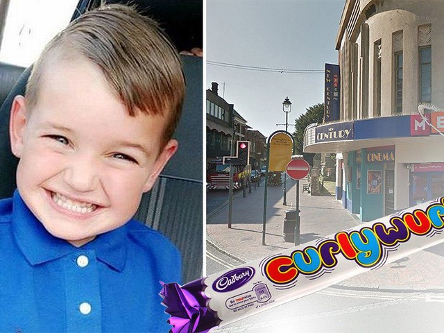 'Dog poo' on boy's seat was just a 'Curly Wurly', insists cinema boss