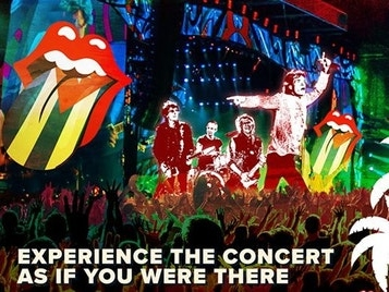Presale: Get tickets for The Rolling Stones Havana Moon (Film Screening) - 24 hours early