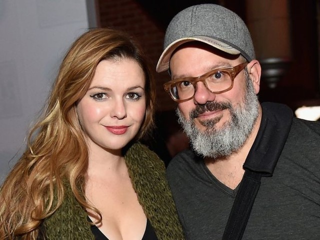 Amber Tamblyn 'believes' husband David Cross's accuser in race row