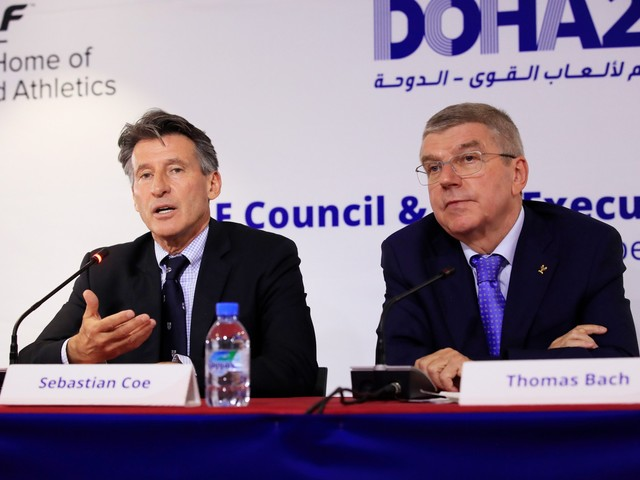"Bach pledges that IOC will take ""fresh look"" at Russian doping claims"