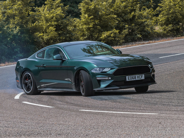 Steve Cropley: Mustang fever will survive 2030 petrol ban