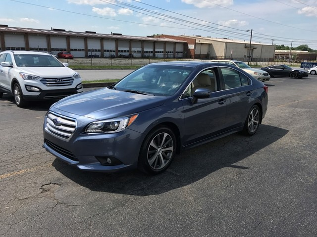 2017 Subaru Legacy Limited Rental Review – Loaded With Everything but Power
