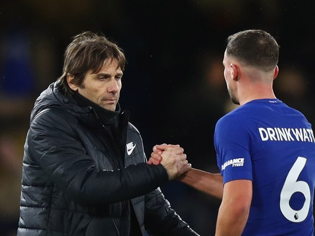 Conte toasts Chelsea's good performance against Brighton, drive to improve and fight for top four