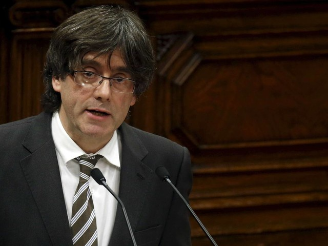 Catalan leader granted conditional release