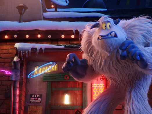 Channing Tatum's Yeti Fears Humans in 'Smallfoot' First Trailer