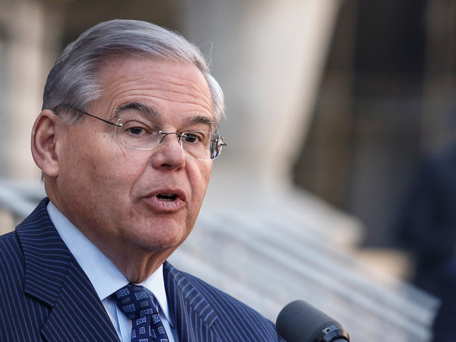 Jury Selection To Begin For Menendez Corruption Trial