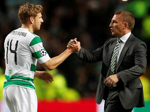 Stuart Armstrong 'good enough to turn heads of big clubs'