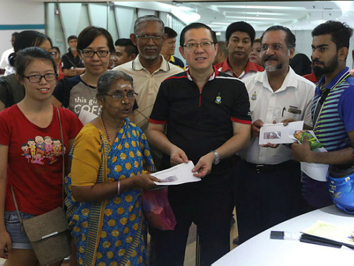 Guan Eng's feud with Met dept continues to simmer