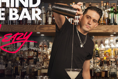 G-Eazy Shakes Up the Perfect Dirty Martini, Talks 'The Beautiful & Damned' Album