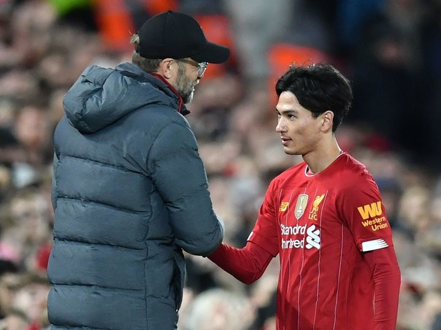 Minamino's former coach tells Klopp how to get best out of Japanese star