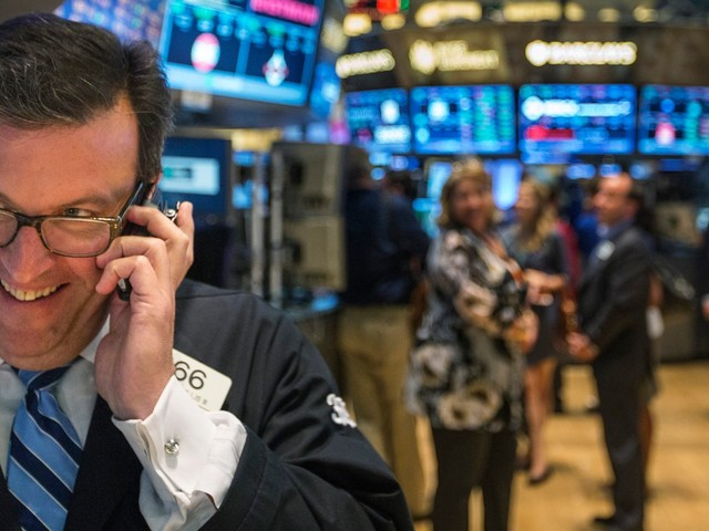 There's a new area of the stock market that's quietly crushing it — here are some simple trades that can get you in on the action