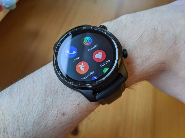 The new Wear OS will be coming to the TicWatch Pro 3 and TicWatch E3