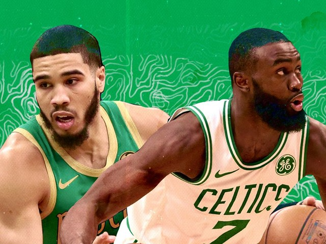 Jayson Tatum and Jaylen Brown have finally proven they can be franchise players