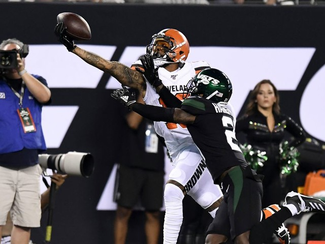 The Browns aren't that fun yet, but give them time