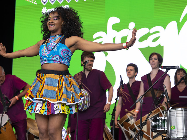 Save the date: Africa Oyé reveals festival weekend for 2020