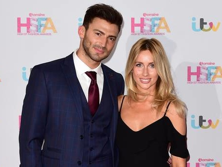 Jake Quickenden is engaged to daughter of his I'm A Celeb co-star Carl Fogarty