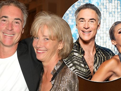 Emma Thompson reveals she has gifted husband Greg Wise with CONDOMS ahead of Strictly appearance