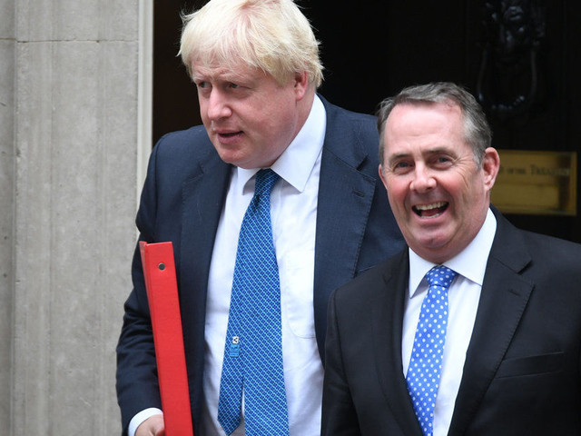 Liam Fox Warns Against 'Overreaction' To Boris Johnson's Claim About Briton Jailed In Iran