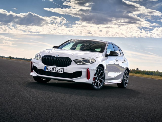 Top Gear Tested the BMW 128ti — The new Volkswagen GTI?