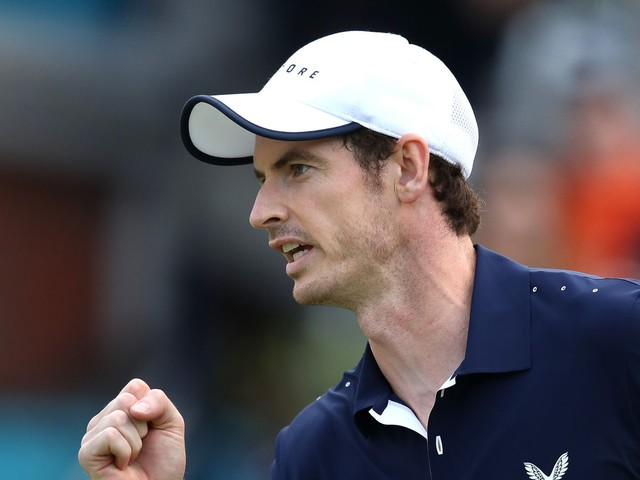 Murray 'optimistic' as he prepares for Wimbledon comeback