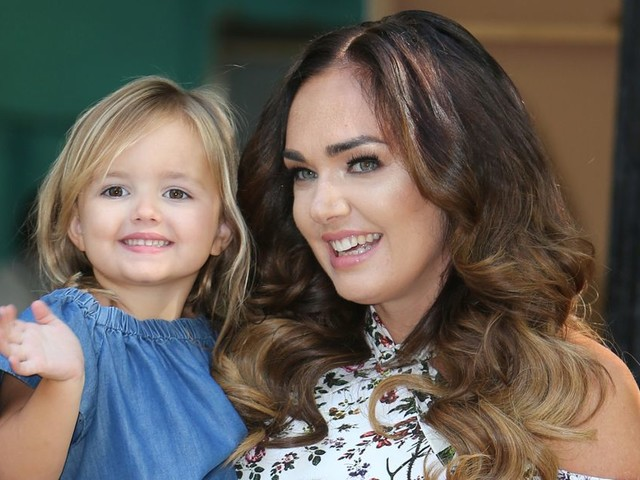 Tamara Ecclestone's child asks for Christmas gift even a billionaire's daughter couldn't buy