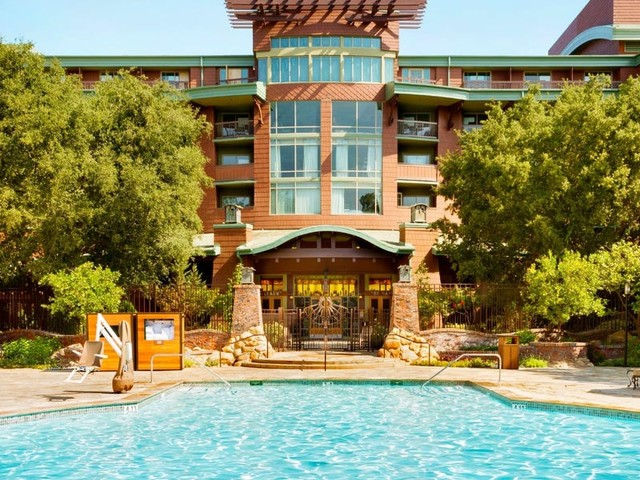 I stayed at Disney's Grand Californian Resort and Spa when it reopened — here's what it was like and how COVID changed things