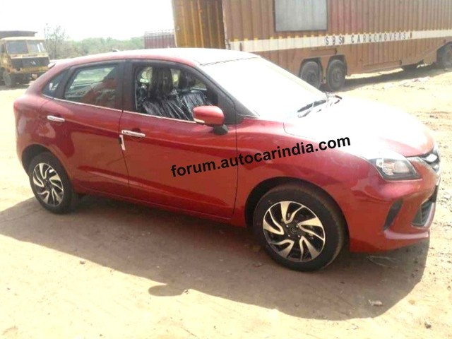 Toyota dealers prepare for Glanza hatchback launch