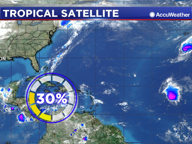 DAILY TROPICAL UPDATE: Tropics expected to turn quiet next week