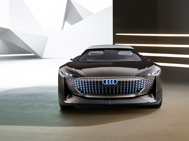 Audi Skysphere concept: in the design team's own words