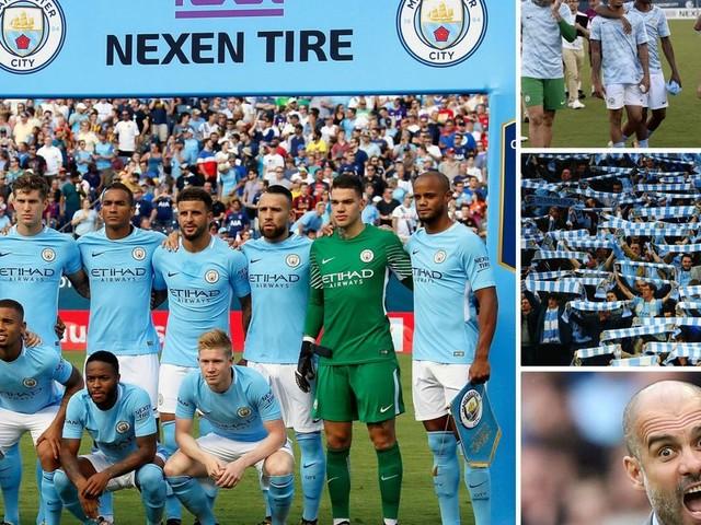 Man City news and transfer rumours LIVE Alexis Sanchez, Samir Nasri and Kelechi Iheanacho updates