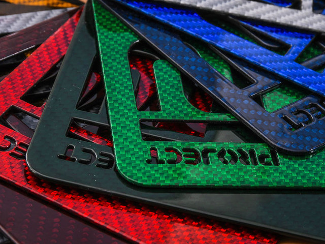 The story behind the perfect carbonfibre finish