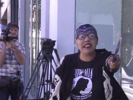 Woman Allegedly Terrorizes Kardashian DASH Store With Gun & Machete! WATCH HERE!