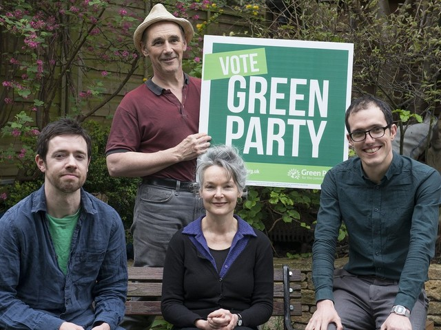 Oscar winner comes out for the Green Party in locals