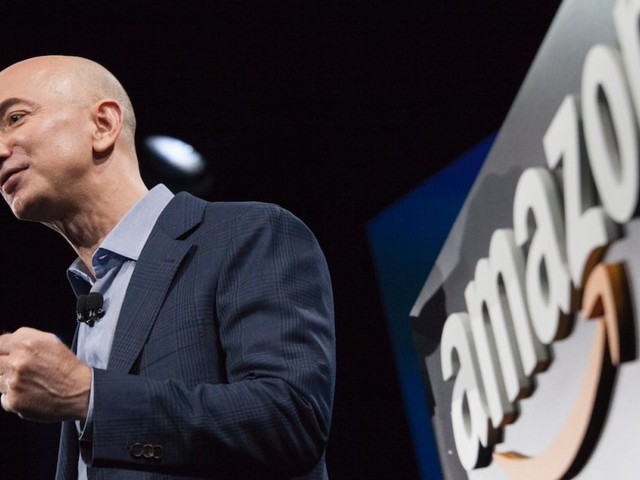10 things in tech you need to know today (AMZN, FB, GOOG, AAPL, SFTBF)