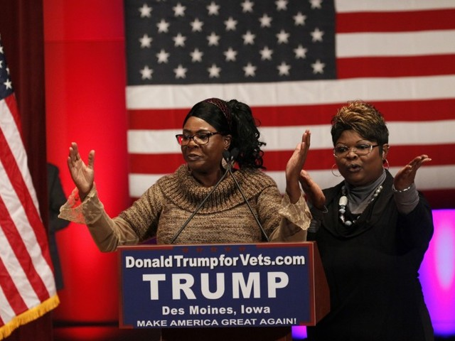 Wait, Why Are Trump Boosters Diamond and Silk Mad at Facebook Now?