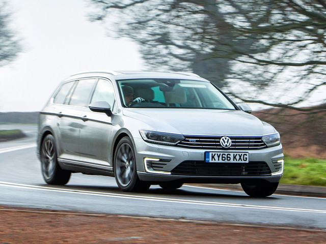 Volkswagen Passat GTE Estate long-term test review: a test of toughness