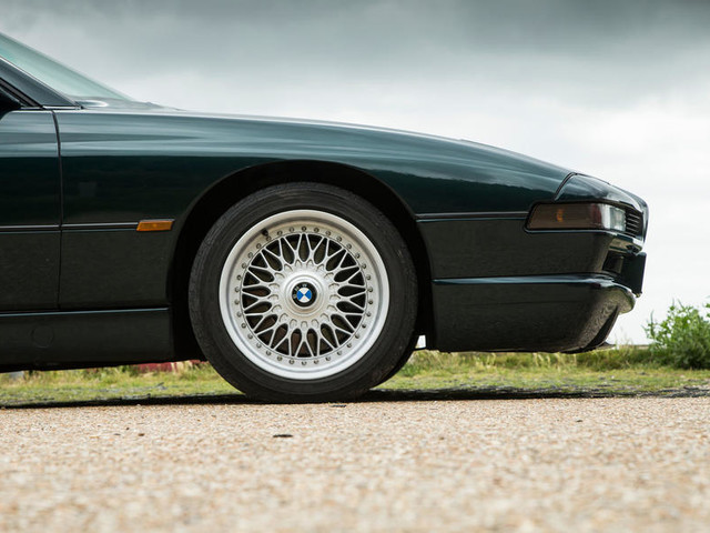 Past masters: BMW 8 Series review