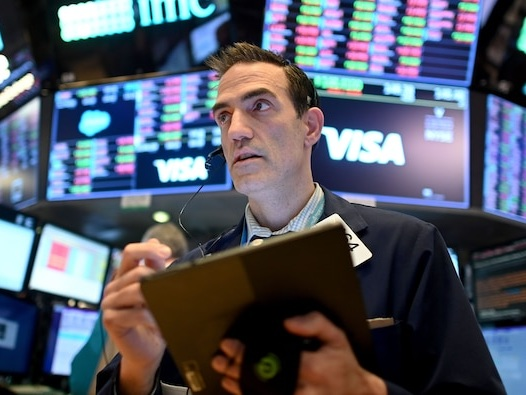 Tech stock futures slip as investors brace for a jump in inflation, while bitcoin rebounds after sharp drop (SPX, NDAQ, COMP, DJI, BTC)