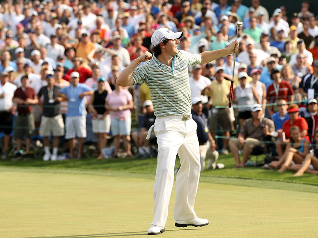 'Welcome to the big time': a look back at Rory McIlroy's first PGA Tour title