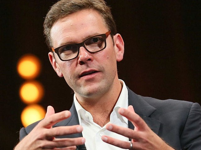 James Murdoch, the son of Fox News owner Rupert Murdoch, says he walked away from family media empire because it legitimizes disinformation and obscures facts
