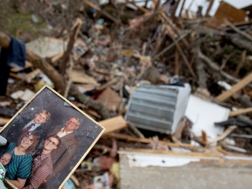 Dozens of people are missing, feared dead, in Alabama, 2 days after devastating tornadoes killed at least 23