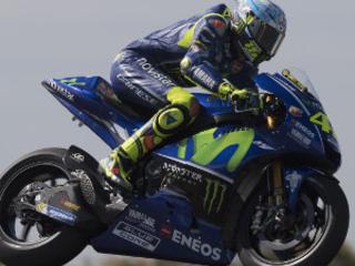 Rossi tops third Malaysia MotoGP practice