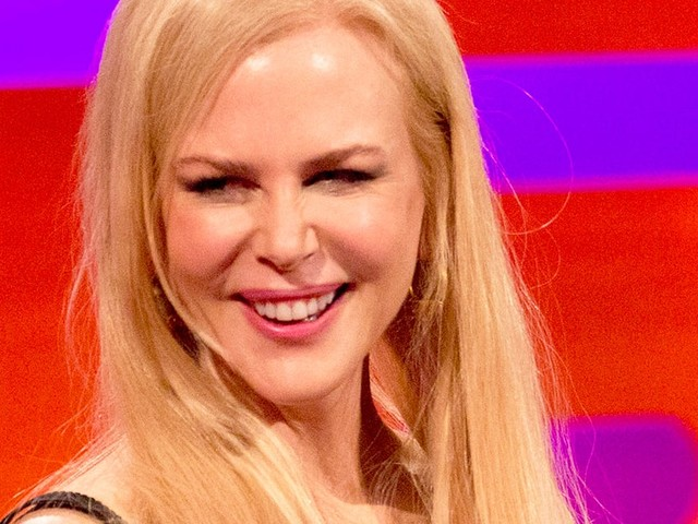 Nicole Kidman Finally Explains That Emmys Kiss With Alexander Skarsgard