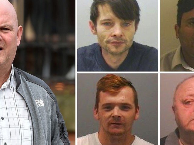 Burglars, perverts and bullies among the North East fathers put behind bars for their crimes