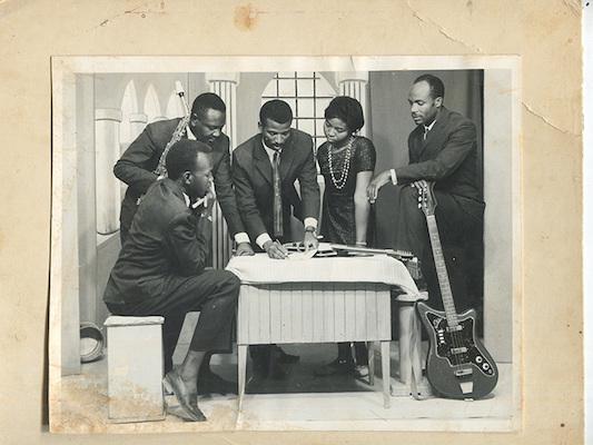 LISTEN: Sharhabeel Ahmed On Habibi Funk Compilation