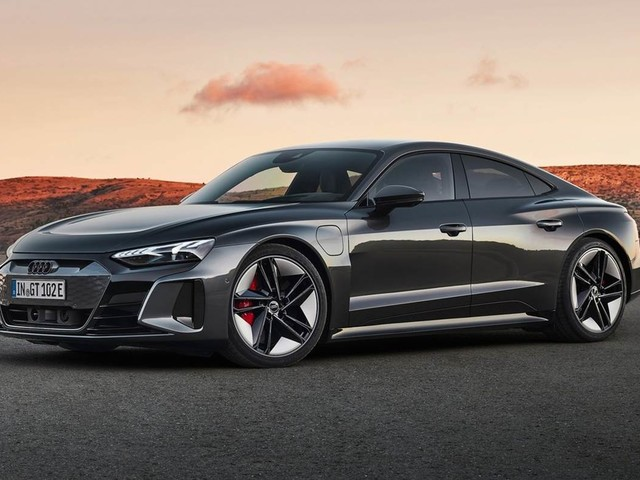 Audi e-tron GT launch this month, bookings open