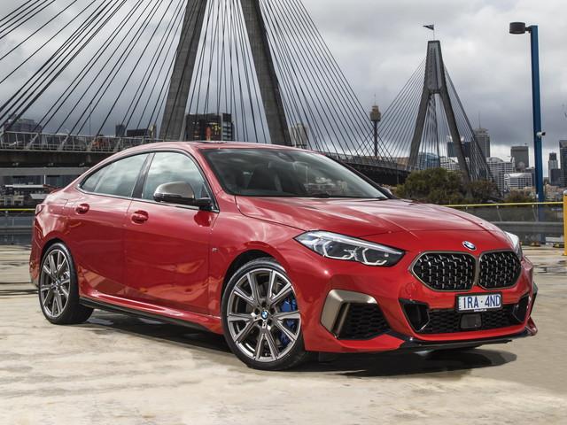 BMW Australia adds M135i xDrive and M235i xDrive Gran Coupe to M Pure fleet