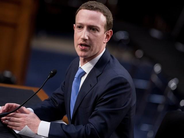 Facebook CEO Mark Zuckerberg tangles with Congress on control of Facebook data