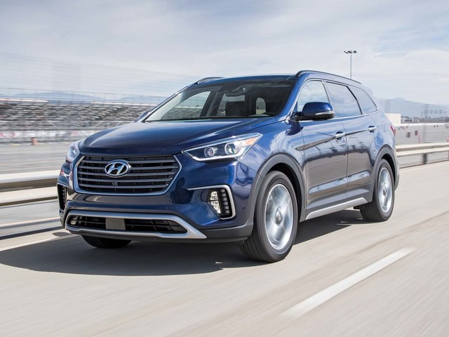 2017 Hyundai Santa Fe Limited Ultimate FWD First Test Review