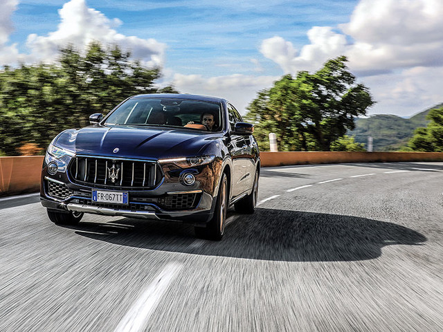 Review: 2019 Maserati Levante V6 S petrol drive, review